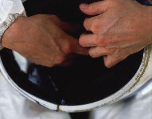 John Glenn-Hands, 2002